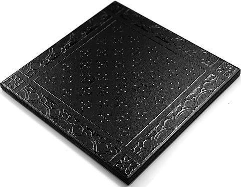 20x20cm Decori Wonder's Patch 4 Nero WP355