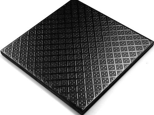 20x20cm Decori Wonder's Patch 2 Nero WP355