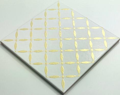 20x20cm Decori Wonder's Patch 6 Gold WP300