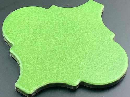 15x15 Arabesco W344 Verde Acido matt