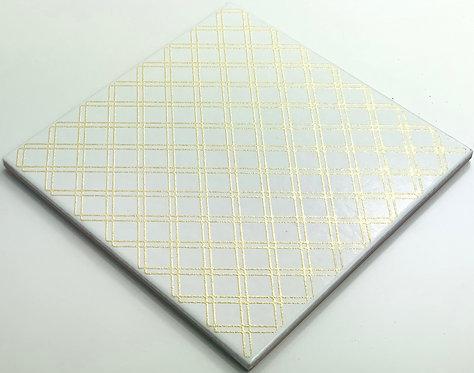 20x20cm Decori Wonder's Patch 7 Gold WP300