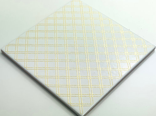 20x20cm Decori Wonder's Patch 7 Gold WP300