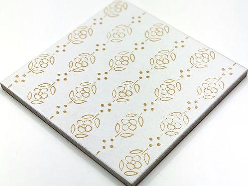 20x20cm Decori Wonder's Patch 5 Beige WP300