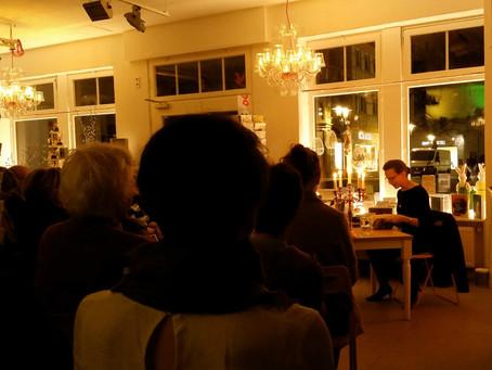 Erfolgreiche Lesung bei Buchhandlung Taube in Waiblingen