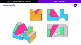 Enunciados de Selectividad de Dibujo Técnico del País Vasco