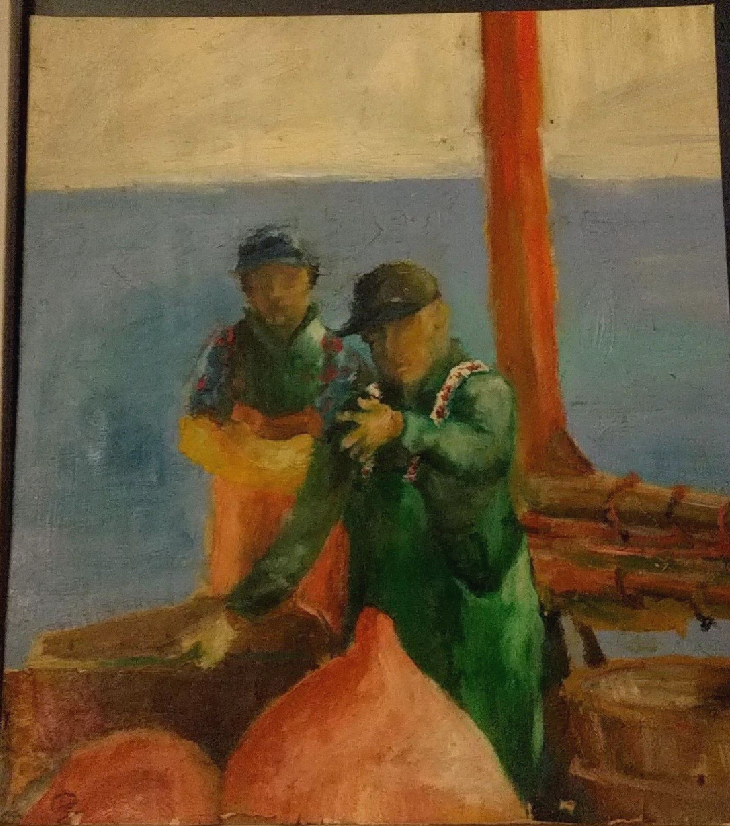 Fishermen study