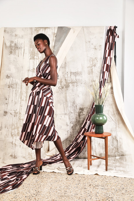 SUSTAINABLE -  WOMENSWEAR -  DRESS - THE