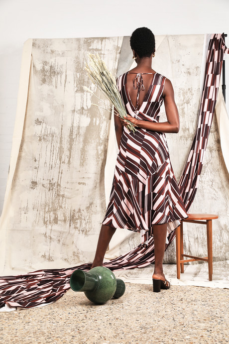 SUSTAINABLE - WOMENSWEAR- DRESS - THE M