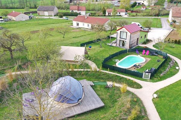 Hébergement Madine Meuse France