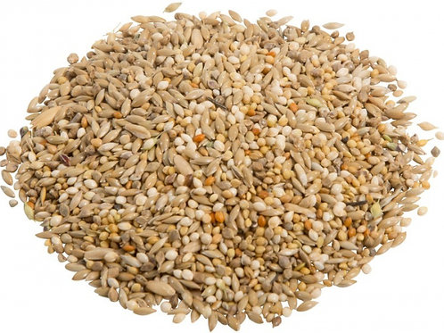 2kg Budgie Blue Seed Mix