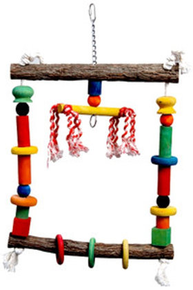 Parrot Square Swing 20inch