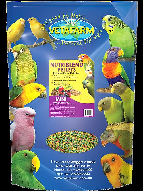 Vetafarm Nutriblend Small Pellets 2kg