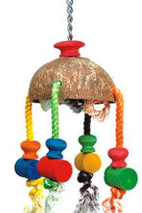 Parrot Coconut Exerciser