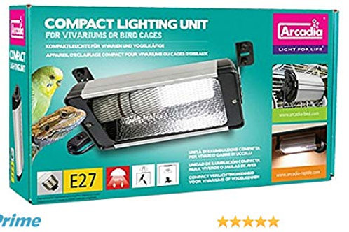 Compact Bird Lighting Unit