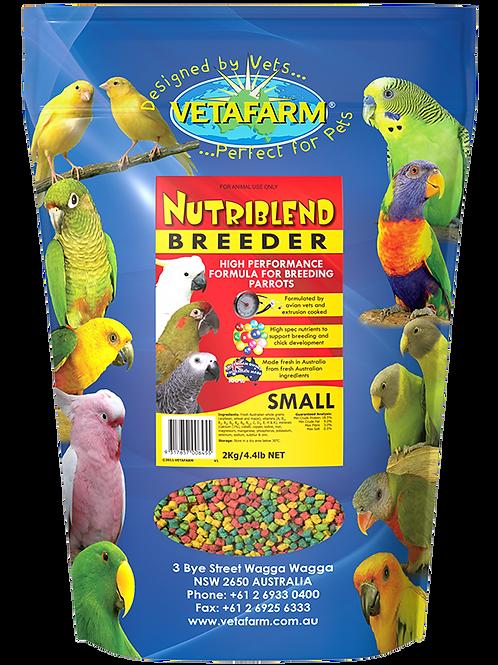 Vetafarm Nutriblend Breeder Pellets 2kg