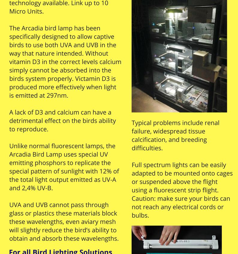 Micro Bird Uv 8Watt Kit Page 4
