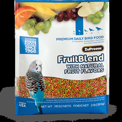 ZuPreem FruitBlend Pellets 900gram