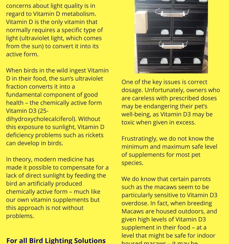 Micro Bird Uv 8Watt Kit Page 3