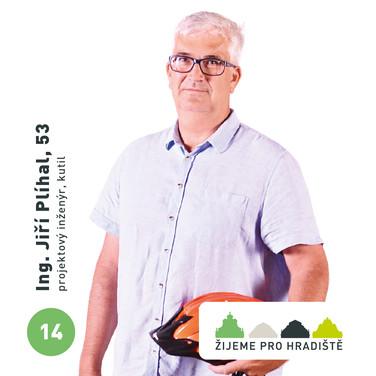Ing. Jiří Plíhal, 53