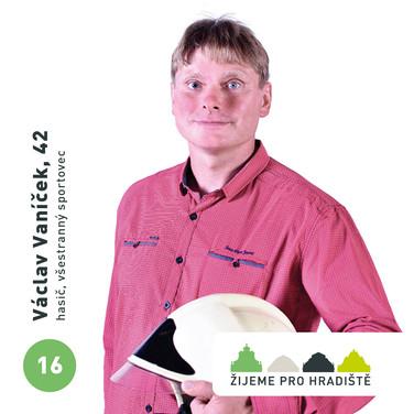 Václav Vaníček, 41
