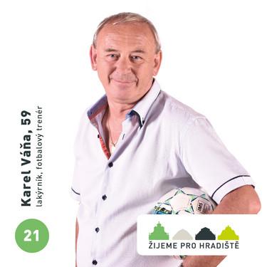 Karel Váňa, 58