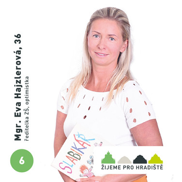 Mgr. Eva Hajzlerová, 36