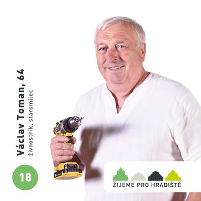 Václav Toman, 64