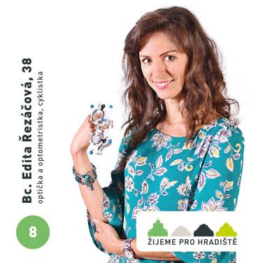 Bc. Edita Řezáčová, 39
