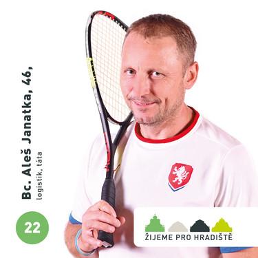 Bc. Aleš Janatka, 46