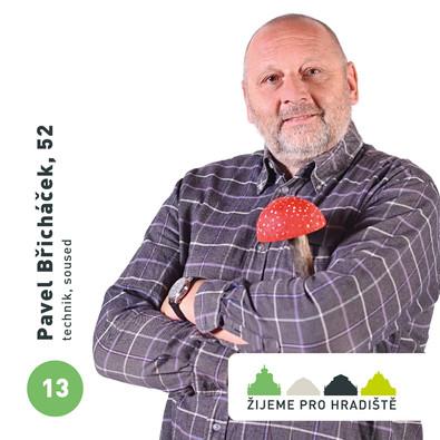 Pavel Břicháček, 55