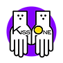 kiss one logo
