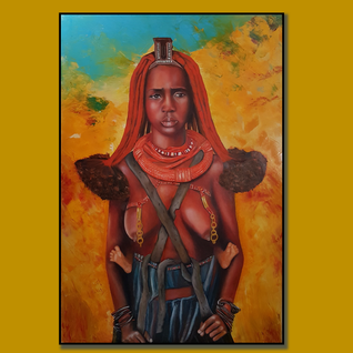 Earth Mother Himba Tribe
