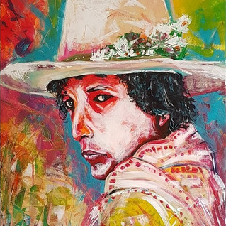 Dylan Rolling Thunder Tour 76