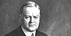 Herbert Hoover | Inducted between 1929 and 1948