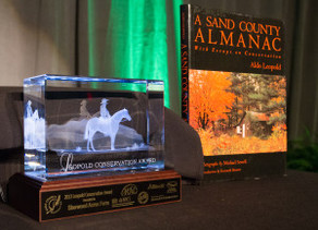 Finalists Named for Kentucky's Annual Leopold Conservation Award®  | September 2014