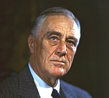 Franklin Delano Roosevelt | Inducted between 1948 and 1951