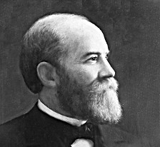 James Harvey Sanders | Inducted 1904