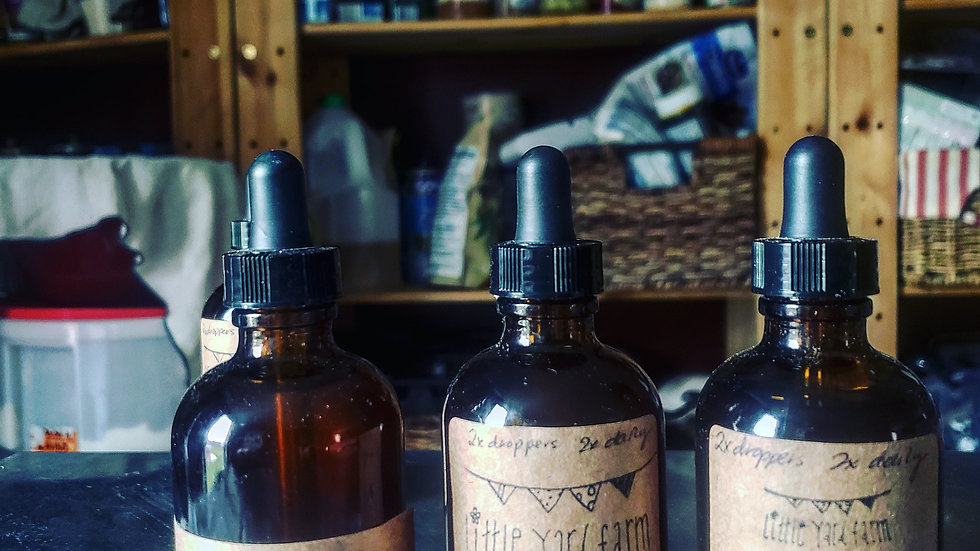 Tinctures, Elixirs, Shrubs, Bitters +More!