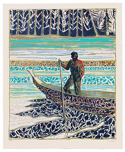 Sailish Fisherman