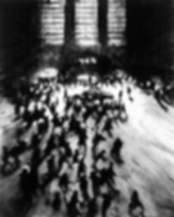 Bill, Jacklin, Chane Encountr, Grand Central, etching, for sale