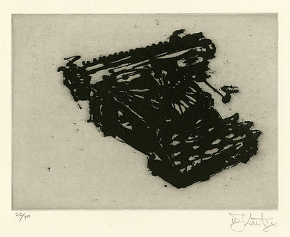 William Kentridge Typewriter VII 2003.jp