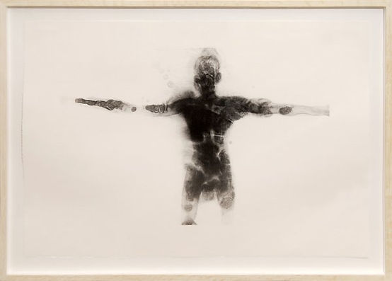 Anthony Gormley, Extended, etching, for sale