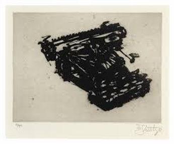Typewriter VII