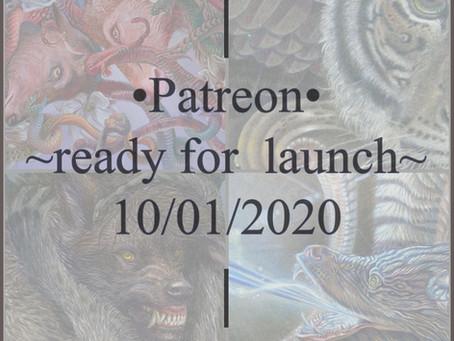 Hello Patreon!