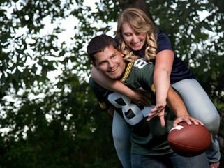 Danielle & Nick: Wisconsin Engagement
