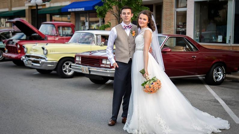 Bloomington Wedding