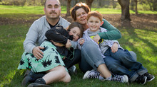 Casali Family: In The Park
