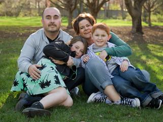 Casali Family: In The Park
