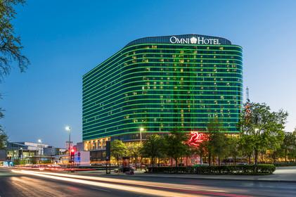Omni Hotel Dallas and Retail