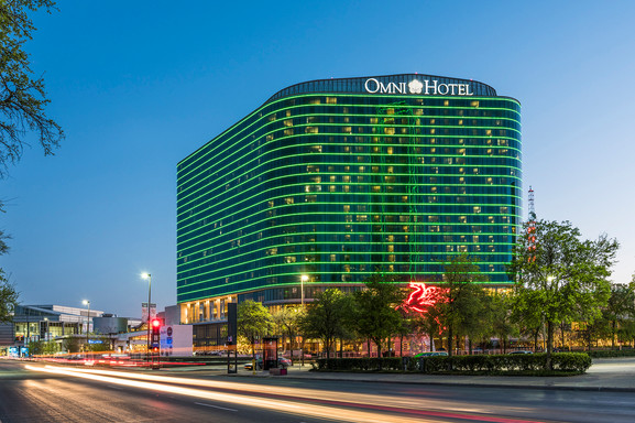 Omni Hotel Dallas and Retail
